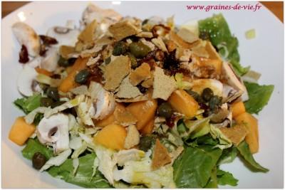 Super salade de Murielle